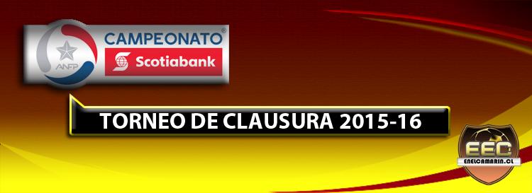 TORNEO CLAUSURA 1RA A