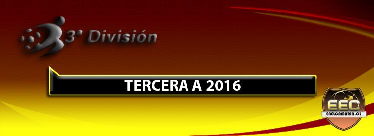 TERCERA A