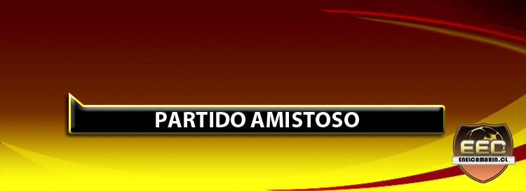 PARTIDO AMISTOSO